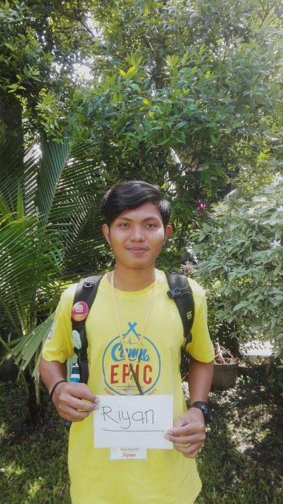 Ryan, wakili UIN ke EPIC 2018