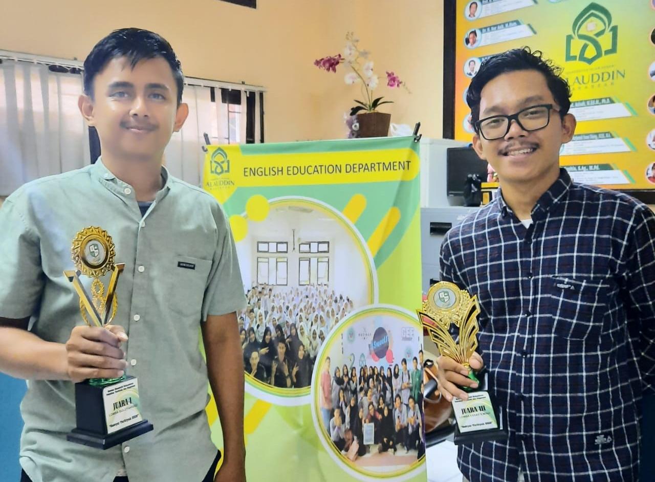 Mahasiswa PBI Raih Tiga Gelar Juara pada Gebyar Tarbiyah Dema FTK 2019